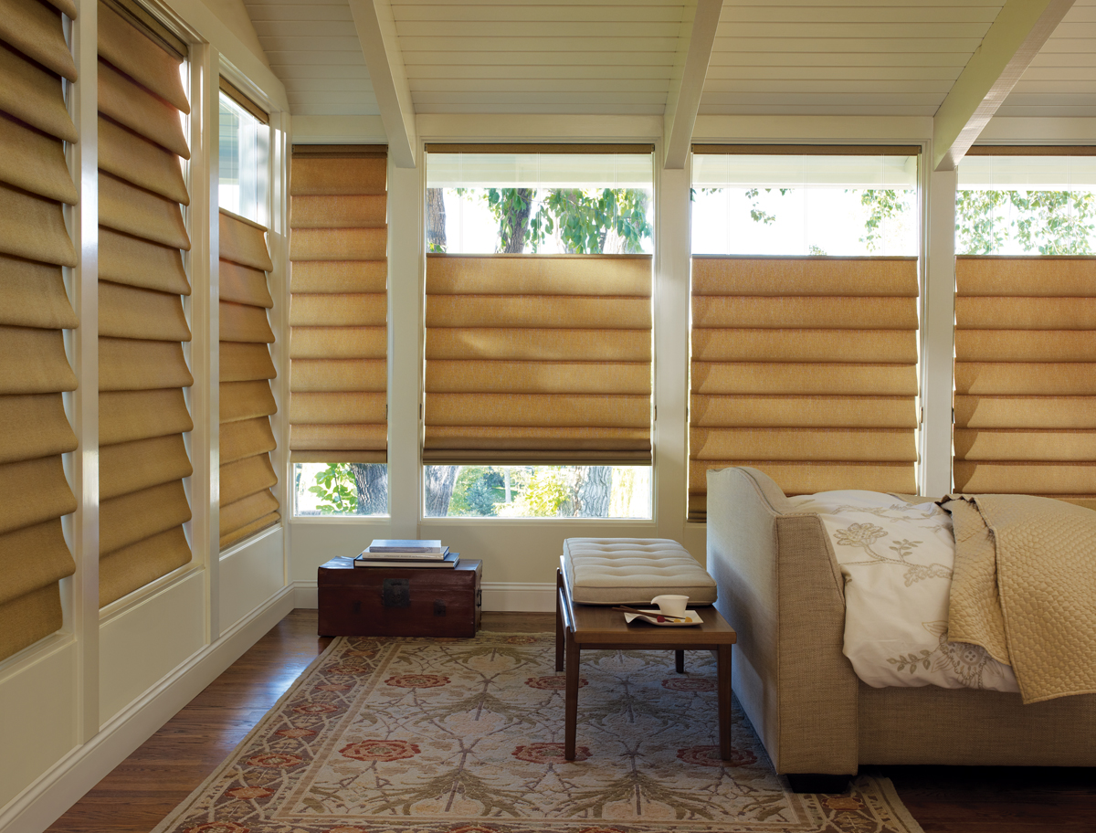 Hunter Douglas Alustra Collection Blinds Shades